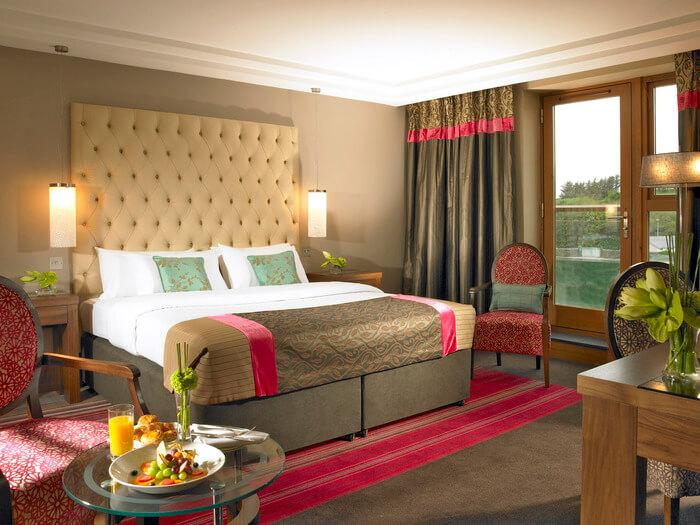 Maritime Hotel Double Bedroom