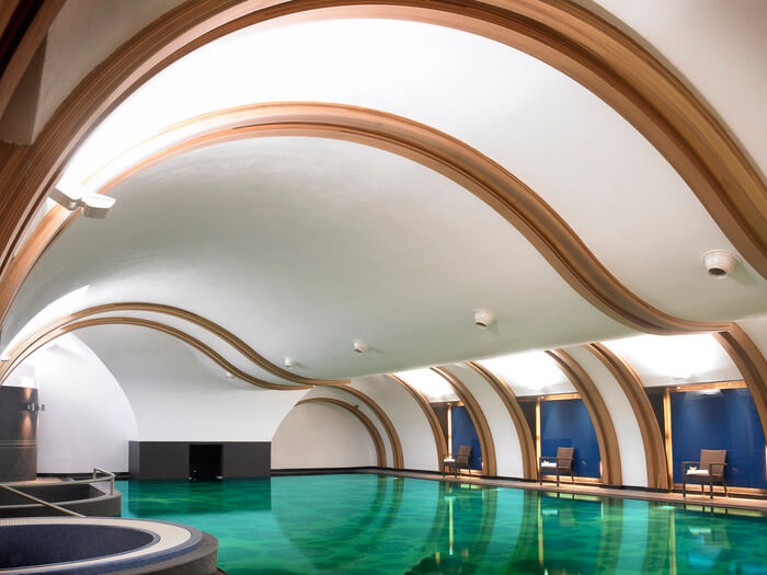 Maritime Hotel Pool