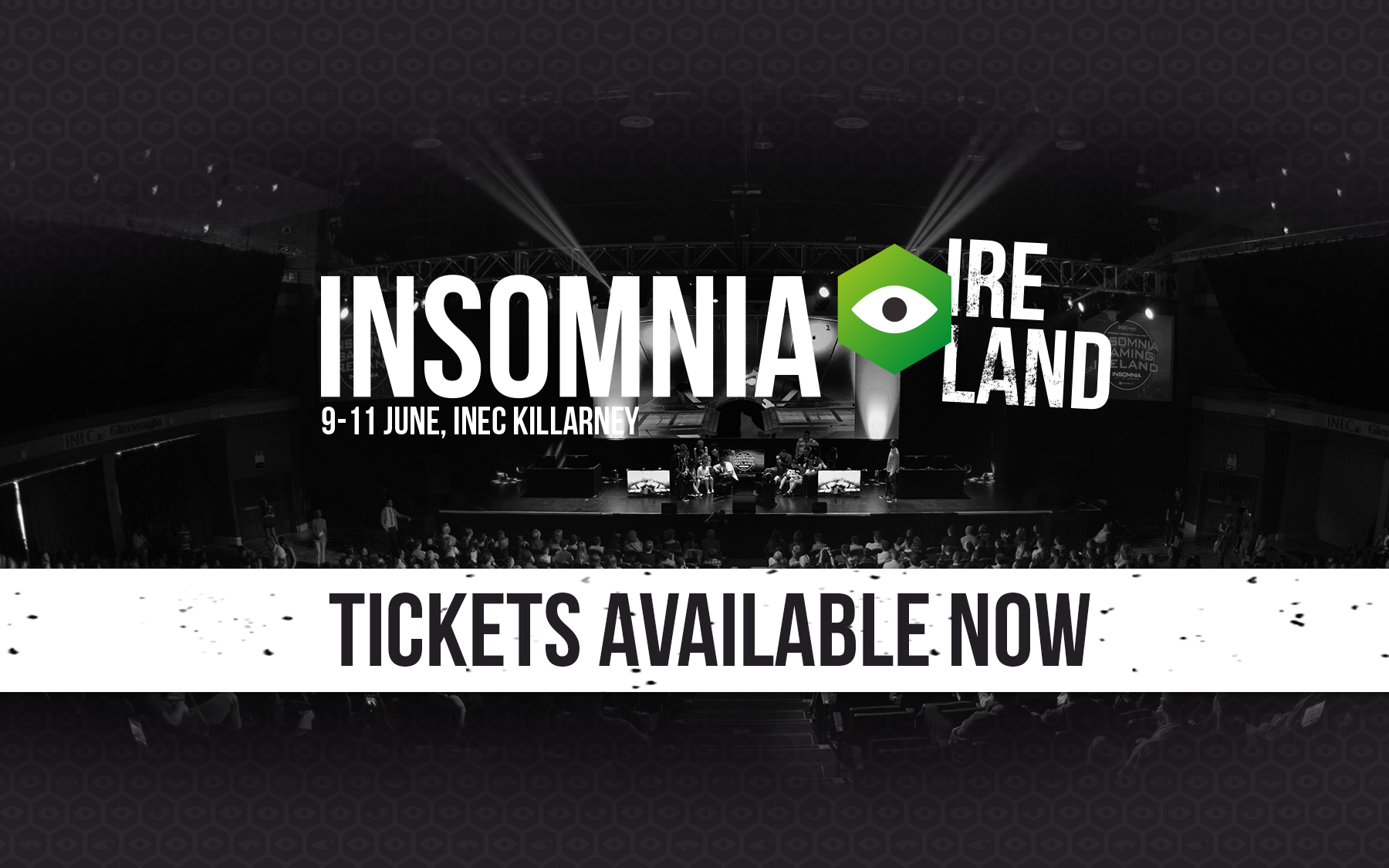 Insomnia Gaming Festival returns to the INEC Killarney