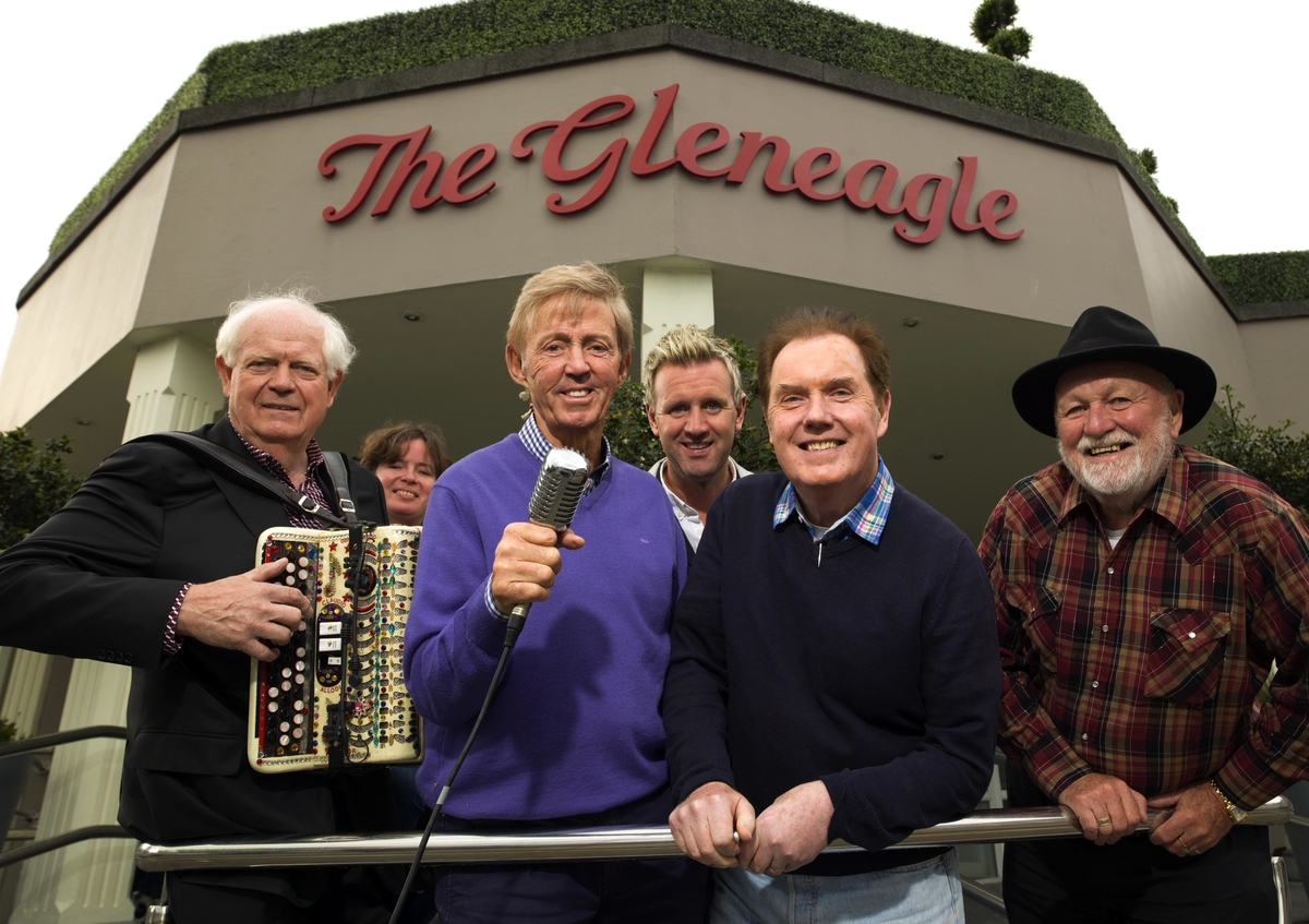 The Gleneagle Summer Cabaret returns from 1st July - August 27th 2017