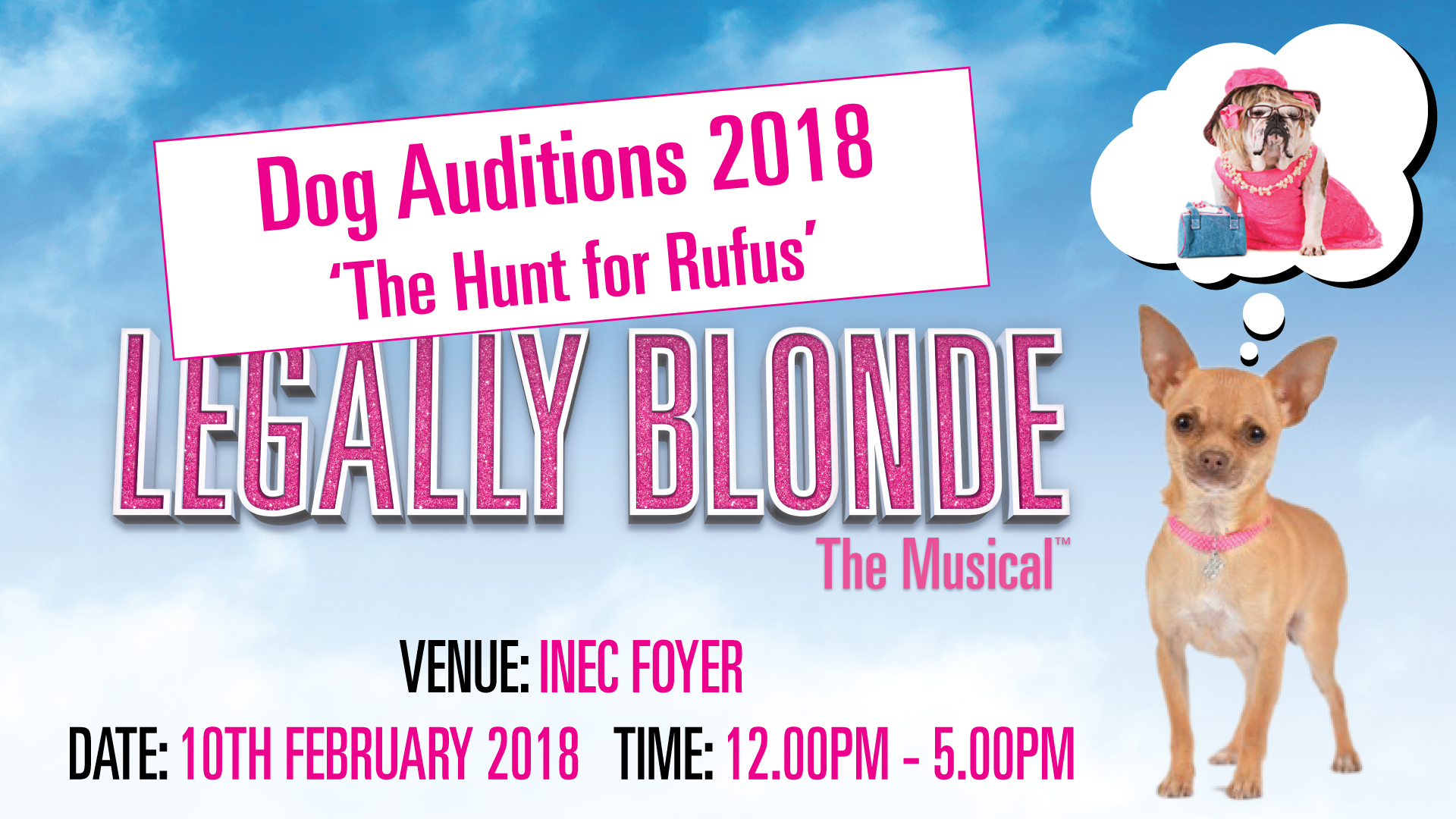 Legally Blonde - The Hunt for Rufus