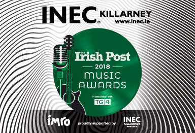 The innaugural Irish Post Music Awards comes to the INEC Killarney on June 7th 2018