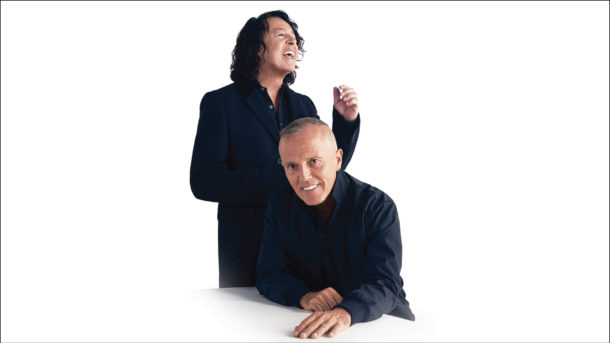 Tears for Fears bring their 'Rule the World' Tour to the INEC Killarney on January 30th 2019