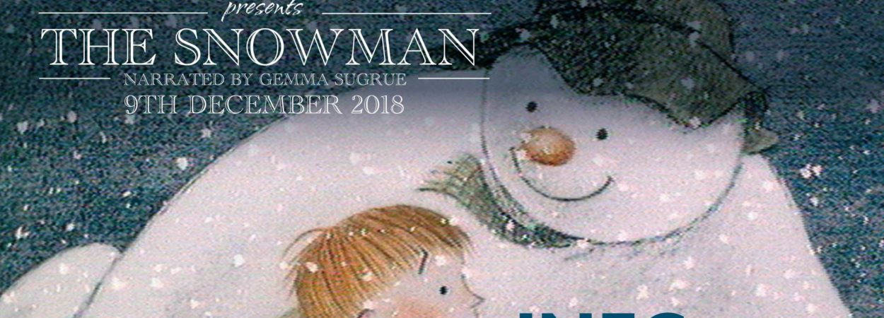 This December the hugely popular Christmas show The Snowman comes to theINEC Killarneyperformed by theRTÉ Concert Orchestraand narrated by Gemma Sugrue