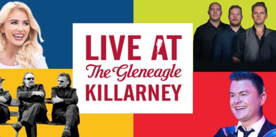 Live at The Gleneagle Killarney