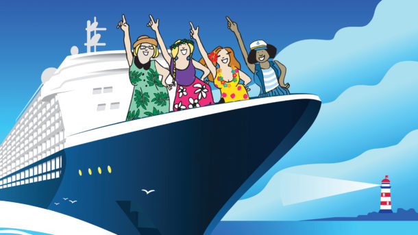 Menopause the Musical – Cruising Through Menopause comes to the INEC Killarney