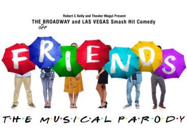 Friends the Musical Parody